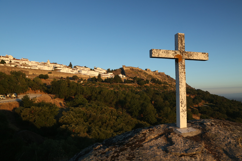 Marvao cross
